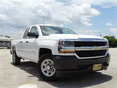 2018 Silverado 1500 Double Cab 4x2,  Pickup #CC81854 - photo 3