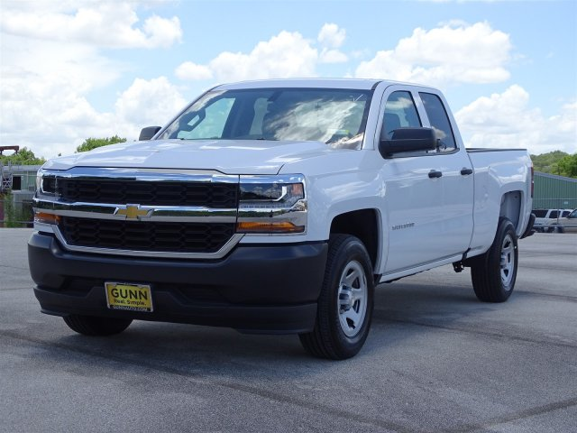 2018 Silverado 1500 Double Cab 4x2,  Pickup #CC81868 - photo 1