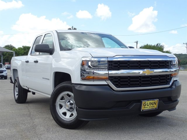 2018 Silverado 1500 Double Cab 4x2,  Pickup #CC81881 - photo 3
