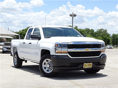2018 Silverado 1500 Double Cab 4x2,  Pickup #CC81892 - photo 3