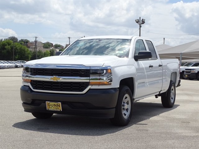 2018 Silverado 1500 Double Cab 4x2,  Pickup #CC81895 - photo 1