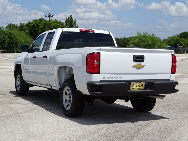2018 Silverado 1500 Double Cab 4x2,  Pickup #CC81895 - photo 2