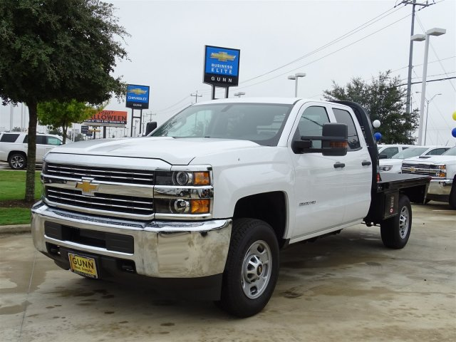 2018 Silverado 2500 Double Cab 4x2,  Cab Chassis #CC81898 - photo 10