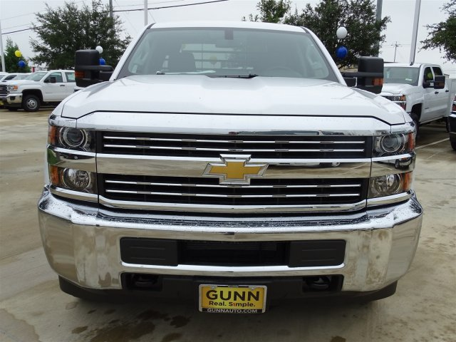 2018 Silverado 2500 Double Cab 4x2,  Cab Chassis #CC81898 - photo 11