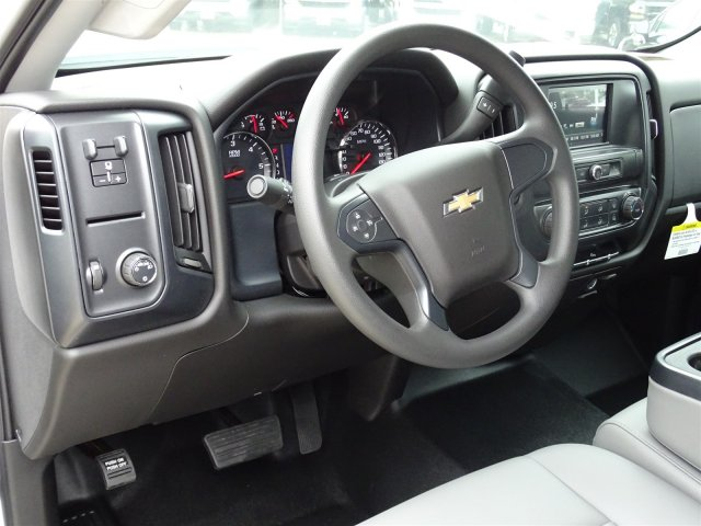 2018 Silverado 2500 Double Cab 4x2,  Cab Chassis #CC81898 - photo 14