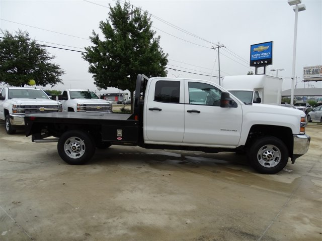 2018 Silverado 2500 Double Cab 4x2,  Cab Chassis #CC81898 - photo 4