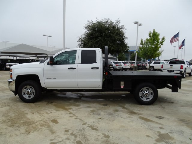 2018 Silverado 2500 Double Cab 4x2,  Cab Chassis #CC81898 - photo 7
