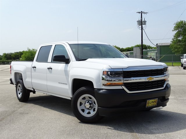 2018 Silverado 1500 Crew Cab 4x2,  Pickup #CC81923 - photo 3