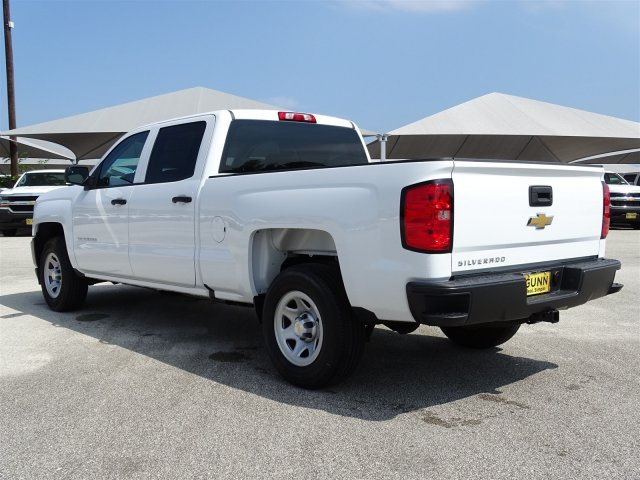 2018 Silverado 1500 Crew Cab 4x2,  Pickup #CC81923 - photo 2