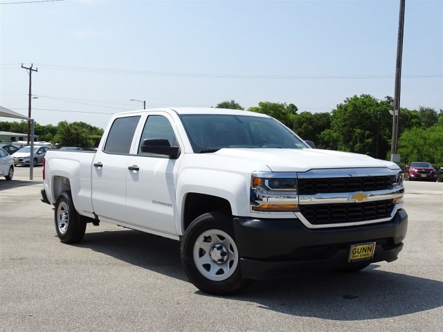2018 Silverado 1500 Crew Cab 4x2,  Pickup #CC81924 - photo 3