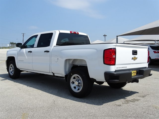 2018 Silverado 1500 Crew Cab 4x2,  Pickup #CC81924 - photo 2