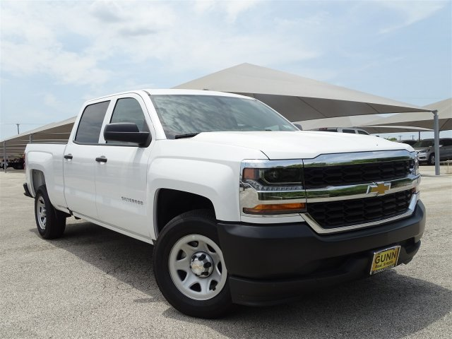 2018 Silverado 1500 Crew Cab 4x2,  Pickup #CC81926 - photo 3