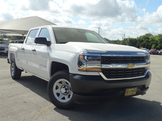 2018 Silverado 1500 Crew Cab 4x2,  Pickup #CC81930 - photo 3