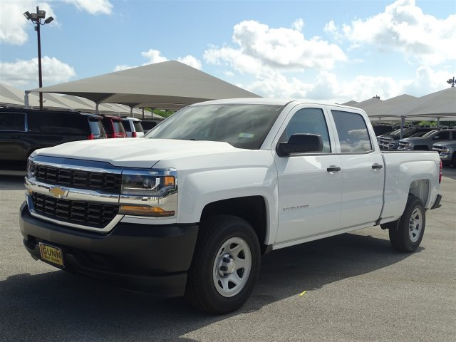 2018 Silverado 1500 Crew Cab 4x2,  Pickup #CC81930 - photo 1