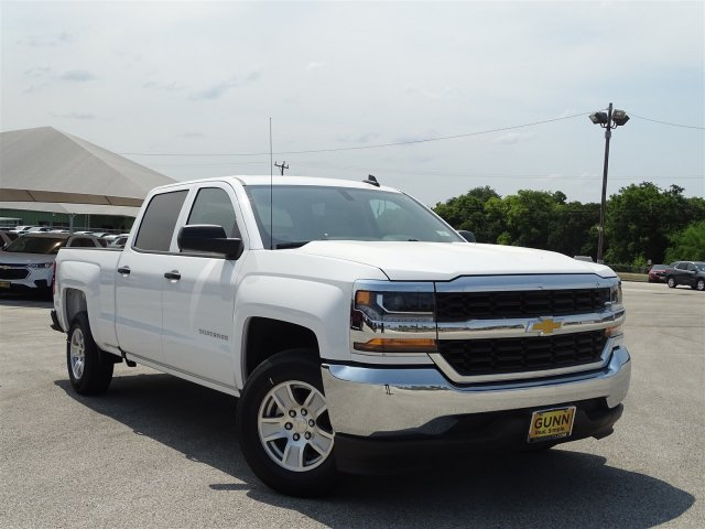 2018 Silverado 1500 Crew Cab 4x2,  Pickup #CC81934 - photo 3