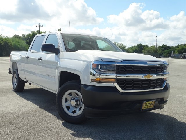 2018 Silverado 1500 Crew Cab 4x2,  Pickup #CC81935 - photo 3