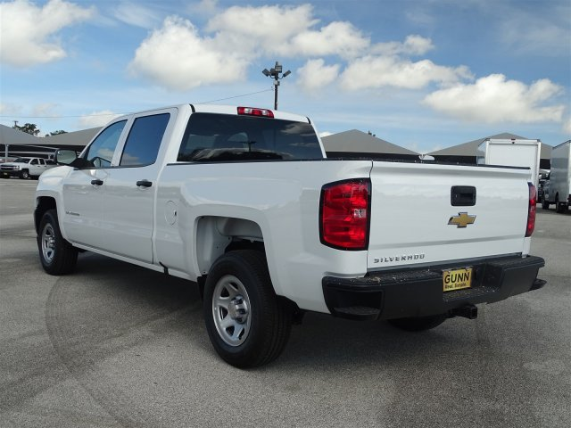 2018 Silverado 1500 Crew Cab 4x2,  Pickup #CC81935 - photo 2