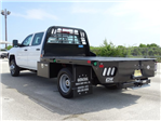 2018 Silverado 3500 Crew Cab DRW 4x2,  CM Truck Beds Platform Body #CC81942 - photo 1