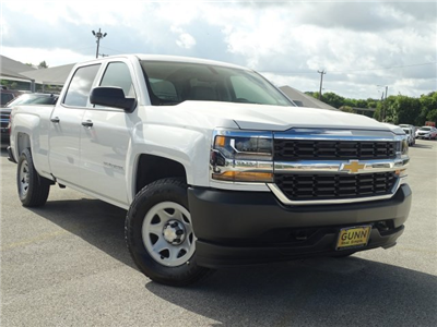 2018 Silverado 1500 Crew Cab 4x4,  Pickup #CC81947 - photo 3