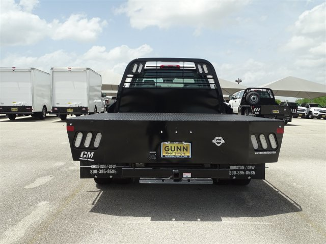 2018 Silverado 3500 Crew Cab DRW 4x4,  CM Truck Beds Platform Body #CC81961 - photo 6