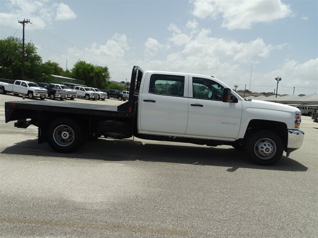 2018 Silverado 3500 Crew Cab DRW 4x4,  CM Truck Beds Platform Body #CC81961 - photo 8