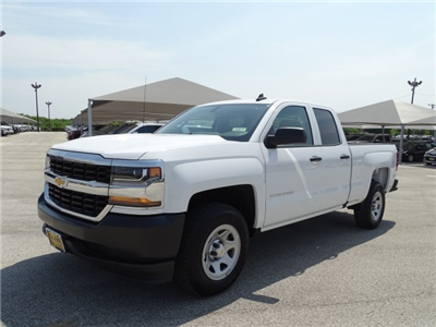 2018 Silverado 1500 Double Cab 4x2,  Pickup #CC81972 - photo 1
