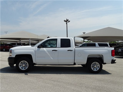 2018 Silverado 1500 Double Cab 4x2,  Pickup #CC81972 - photo 5