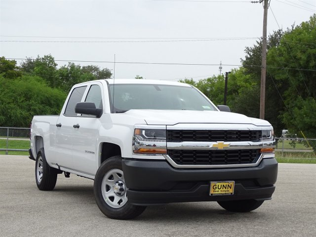 2018 Silverado 1500 Crew Cab 4x2,  Pickup #CC82018 - photo 3