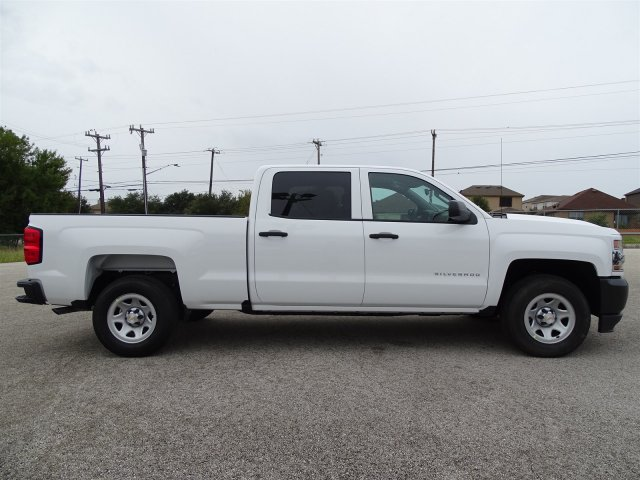 2018 Silverado 1500 Crew Cab 4x2,  Pickup #CC82018 - photo 4