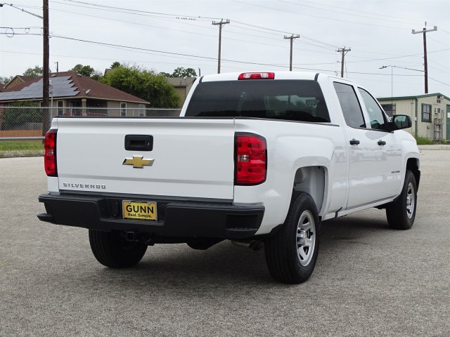 2018 Silverado 1500 Crew Cab 4x2,  Pickup #CC82018 - photo 5