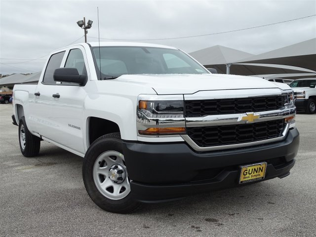 2018 Silverado 1500 Crew Cab 4x2,  Pickup #CC82024 - photo 1