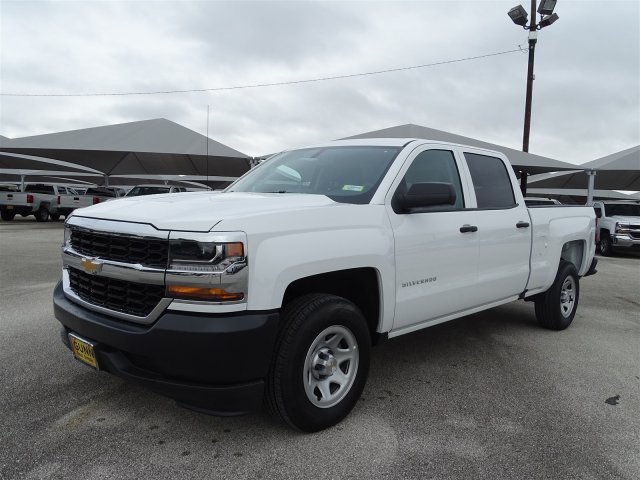 2018 Silverado 1500 Crew Cab 4x2,  Pickup #CC82029 - photo 4