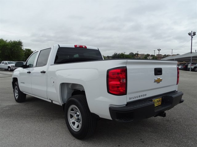 2018 Silverado 1500 Crew Cab 4x2,  Pickup #CC82029 - photo 6
