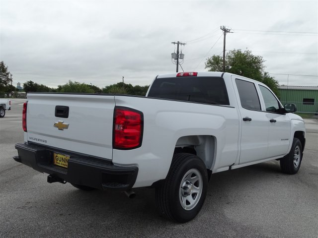 2018 Silverado 1500 Crew Cab 4x2,  Pickup #CC82029 - photo 2