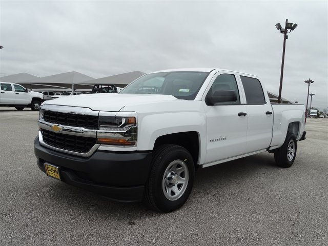 2018 Silverado 1500 Crew Cab 4x2,  Pickup #CC82030 - photo 4