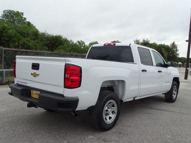 2018 Silverado 1500 Crew Cab 4x2,  Pickup #CC82030 - photo 2