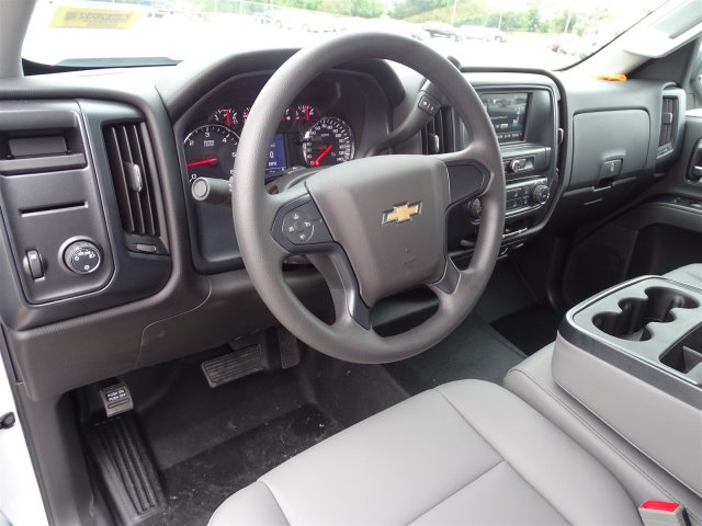 2018 Silverado 1500 Crew Cab 4x2,  Pickup #CC82032 - photo 10