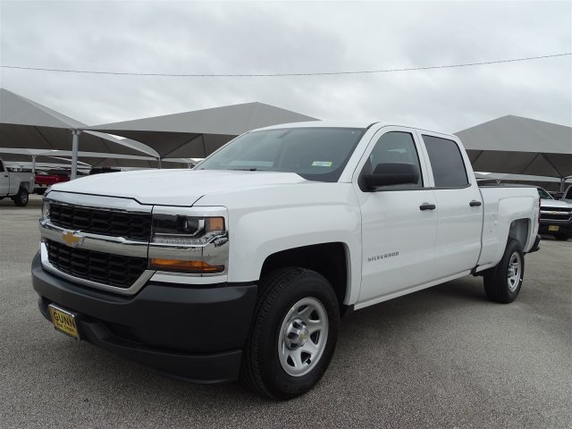 2018 Silverado 1500 Crew Cab 4x2,  Pickup #CC82032 - photo 4