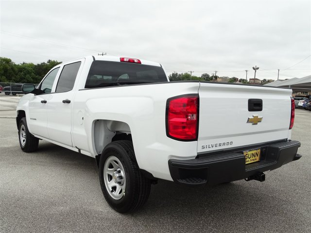 2018 Silverado 1500 Crew Cab 4x2,  Pickup #CC82032 - photo 6
