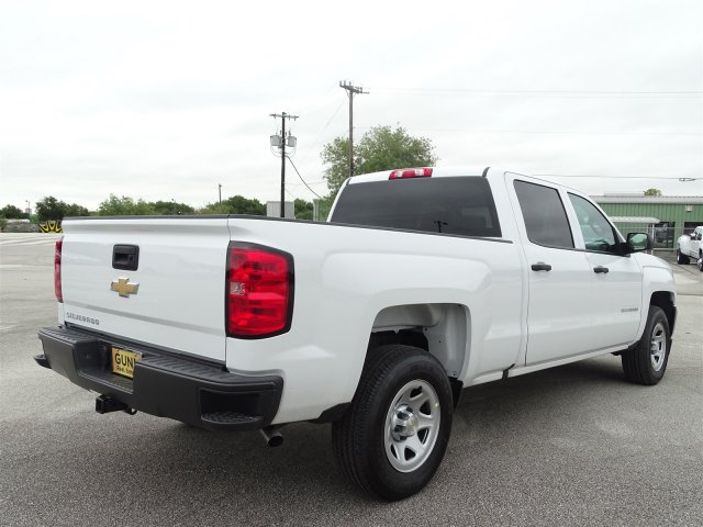 2018 Silverado 1500 Crew Cab 4x2,  Pickup #CC82032 - photo 2