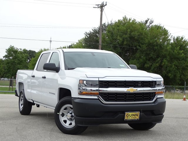 2018 Silverado 1500 Crew Cab 4x2,  Pickup #CC82033 - photo 3