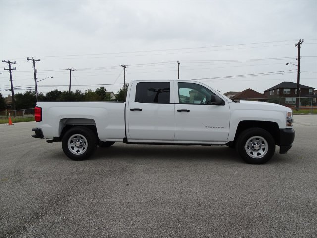 2018 Silverado 1500 Crew Cab 4x2,  Pickup #CC82033 - photo 4