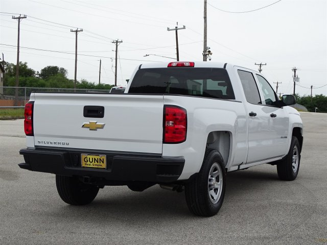2018 Silverado 1500 Crew Cab 4x2,  Pickup #CC82033 - photo 5