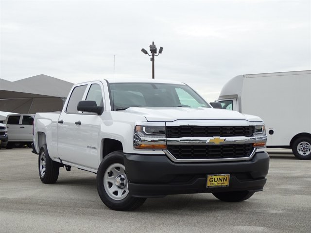 2018 Silverado 1500 Crew Cab 4x2,  Pickup #CC82034 - photo 3