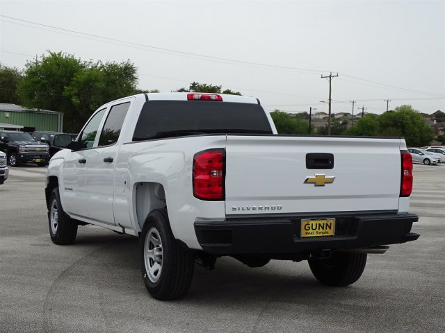 2018 Silverado 1500 Crew Cab 4x2,  Pickup #CC82034 - photo 2