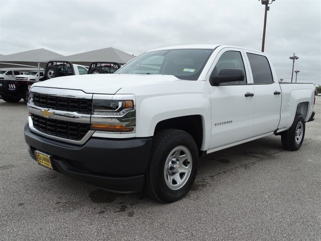 2018 Silverado 1500 Crew Cab 4x2,  Pickup #CC82035 - photo 4
