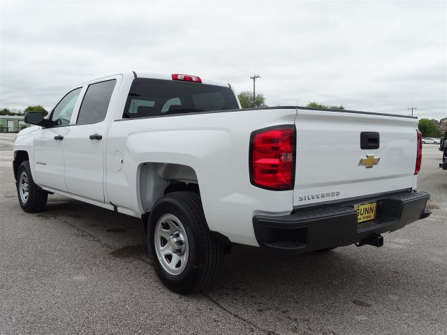 2018 Silverado 1500 Crew Cab 4x2,  Pickup #CC82035 - photo 6
