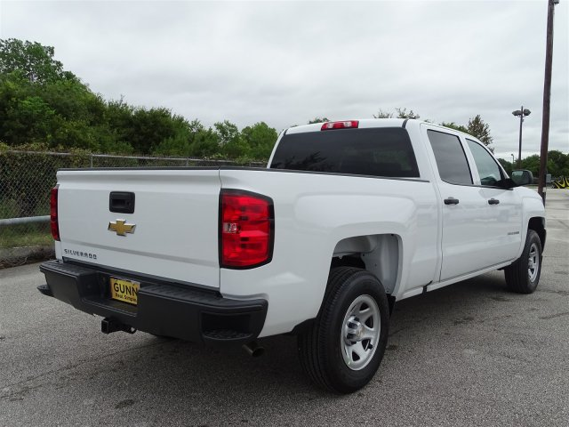 2018 Silverado 1500 Crew Cab 4x2,  Pickup #CC82035 - photo 2