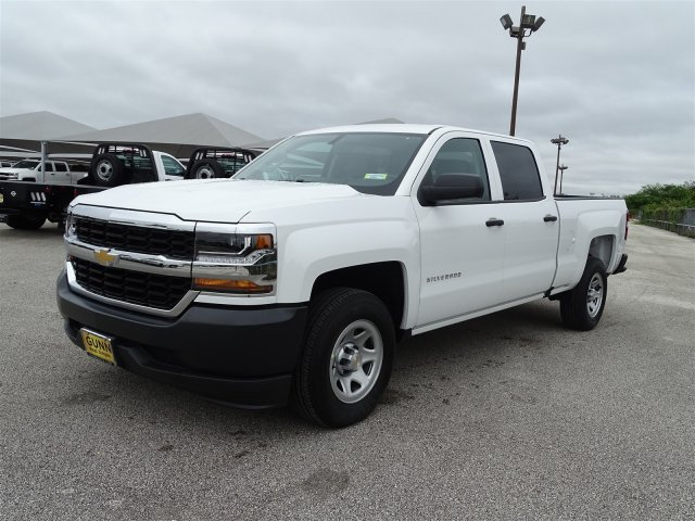 2018 Silverado 1500 Crew Cab 4x2,  Pickup #CC82039 - photo 4
