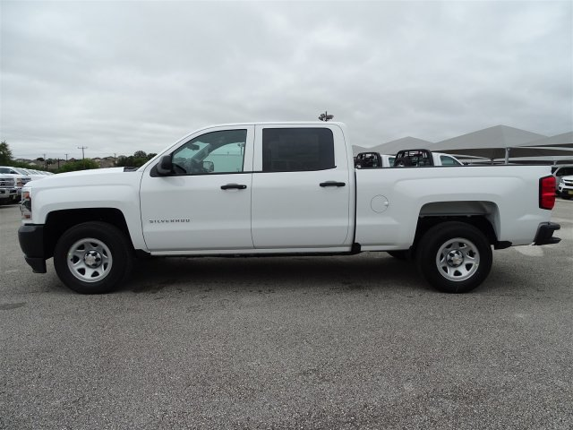 2018 Silverado 1500 Crew Cab 4x2,  Pickup #CC82039 - photo 5